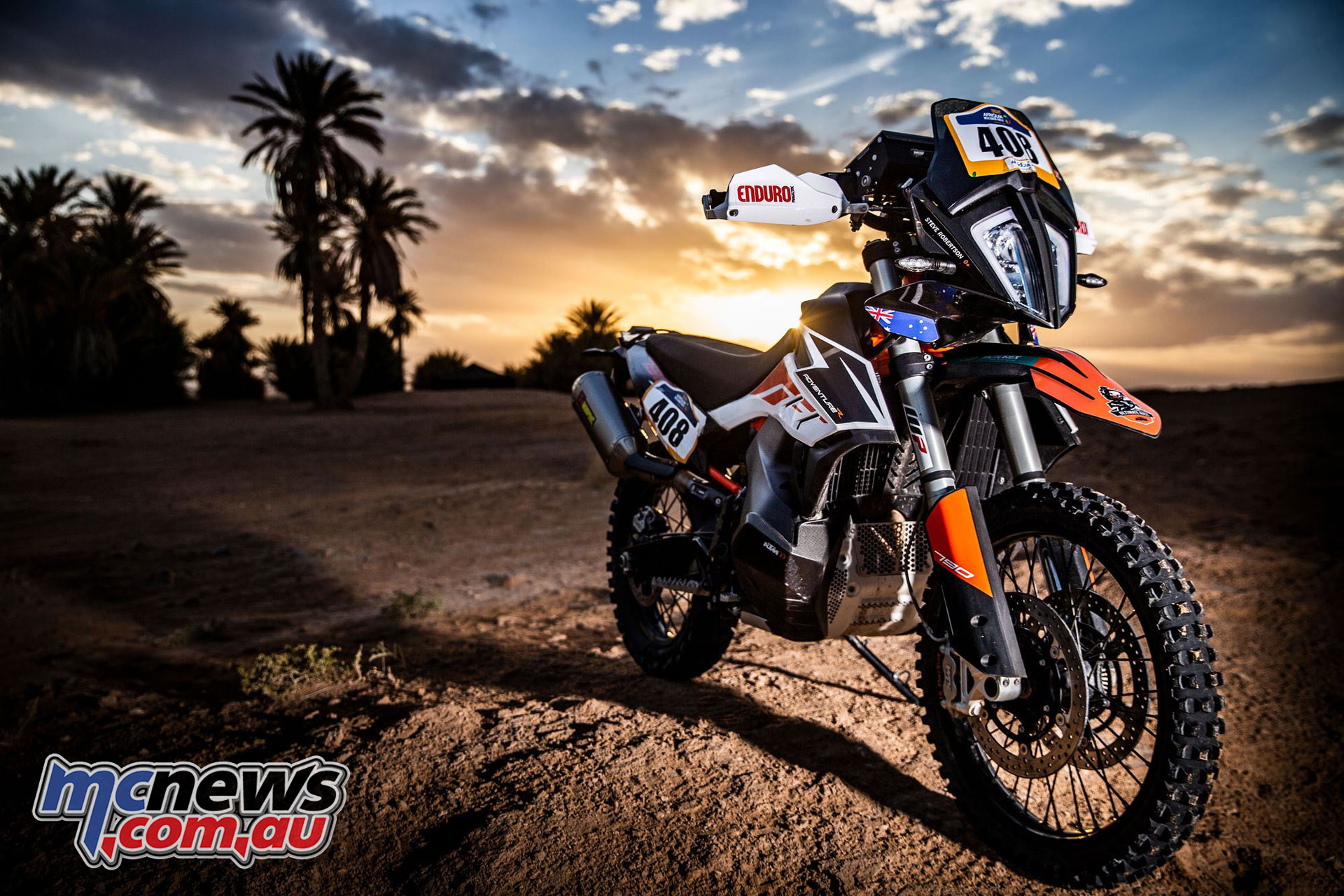 KTM ULTIMATE RACE Image Two