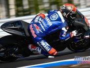 MotoGP KymiRing Test Finland Folger