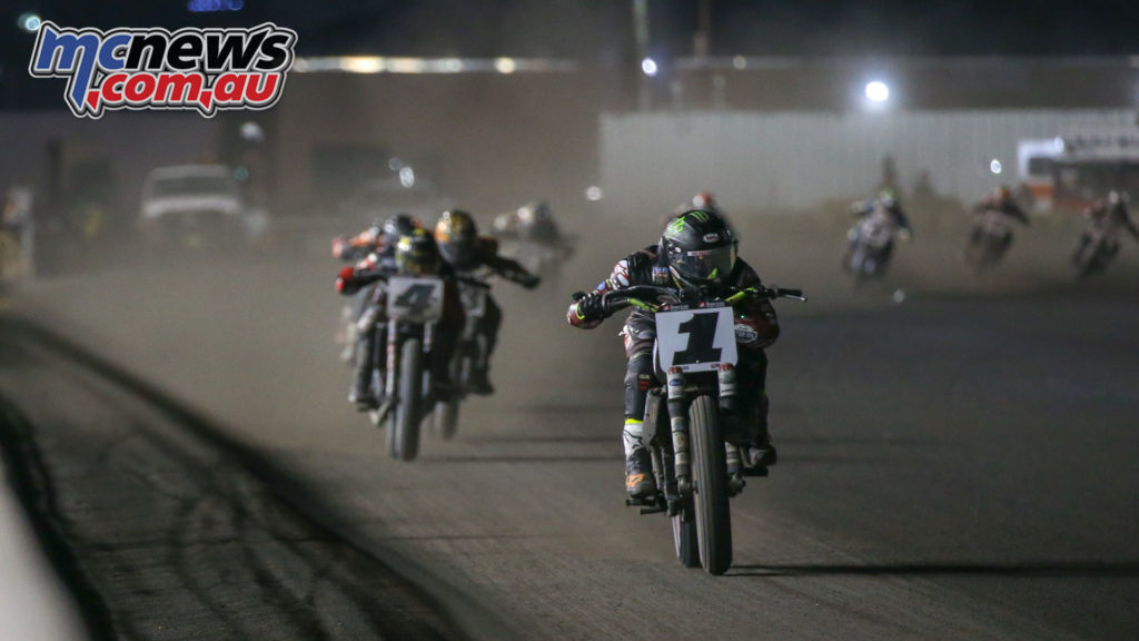 AFT Meadowlands Mile Twins Jared Mees ERV