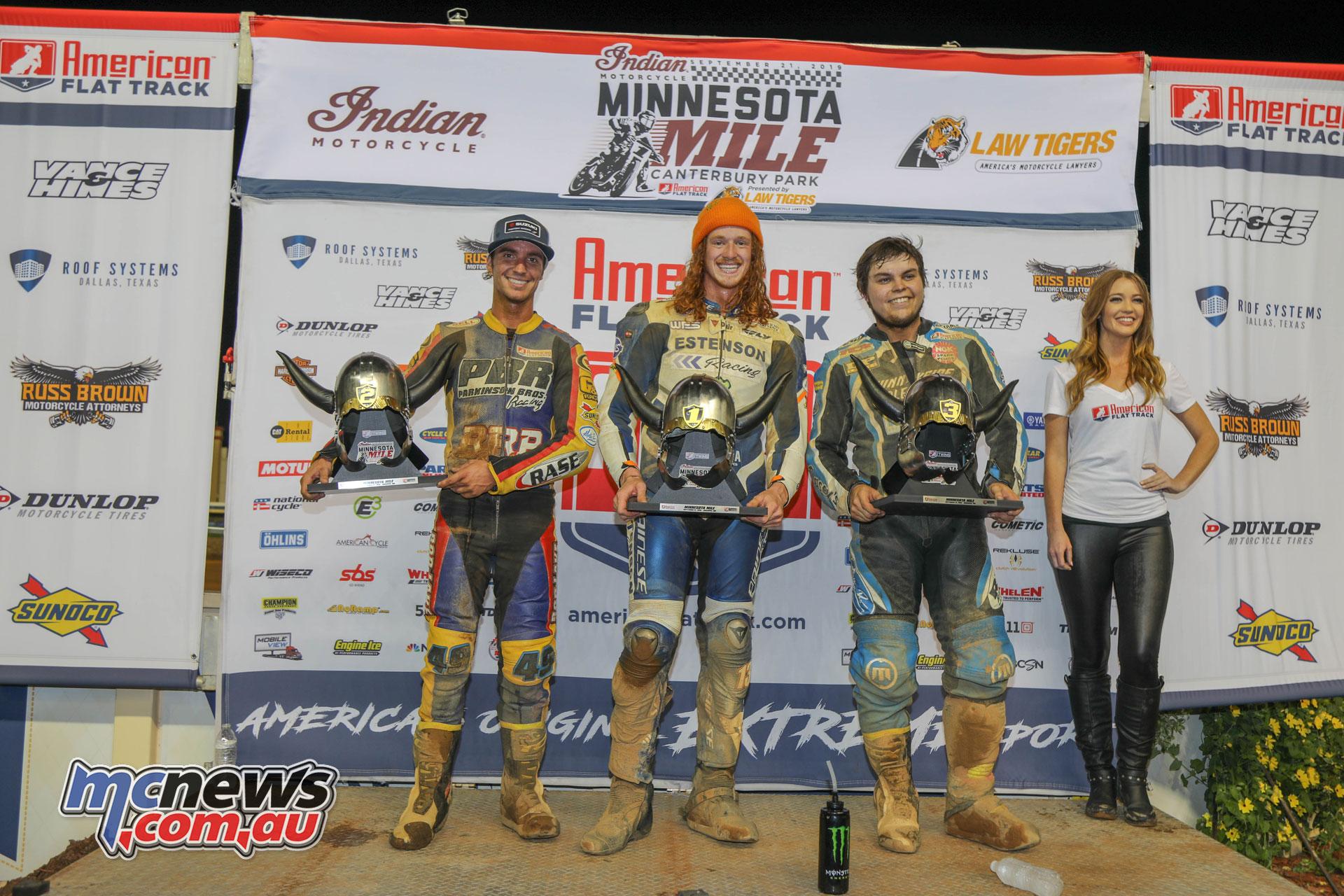 AFT Rnd Minnesota Mile Prod Twins Podium FA