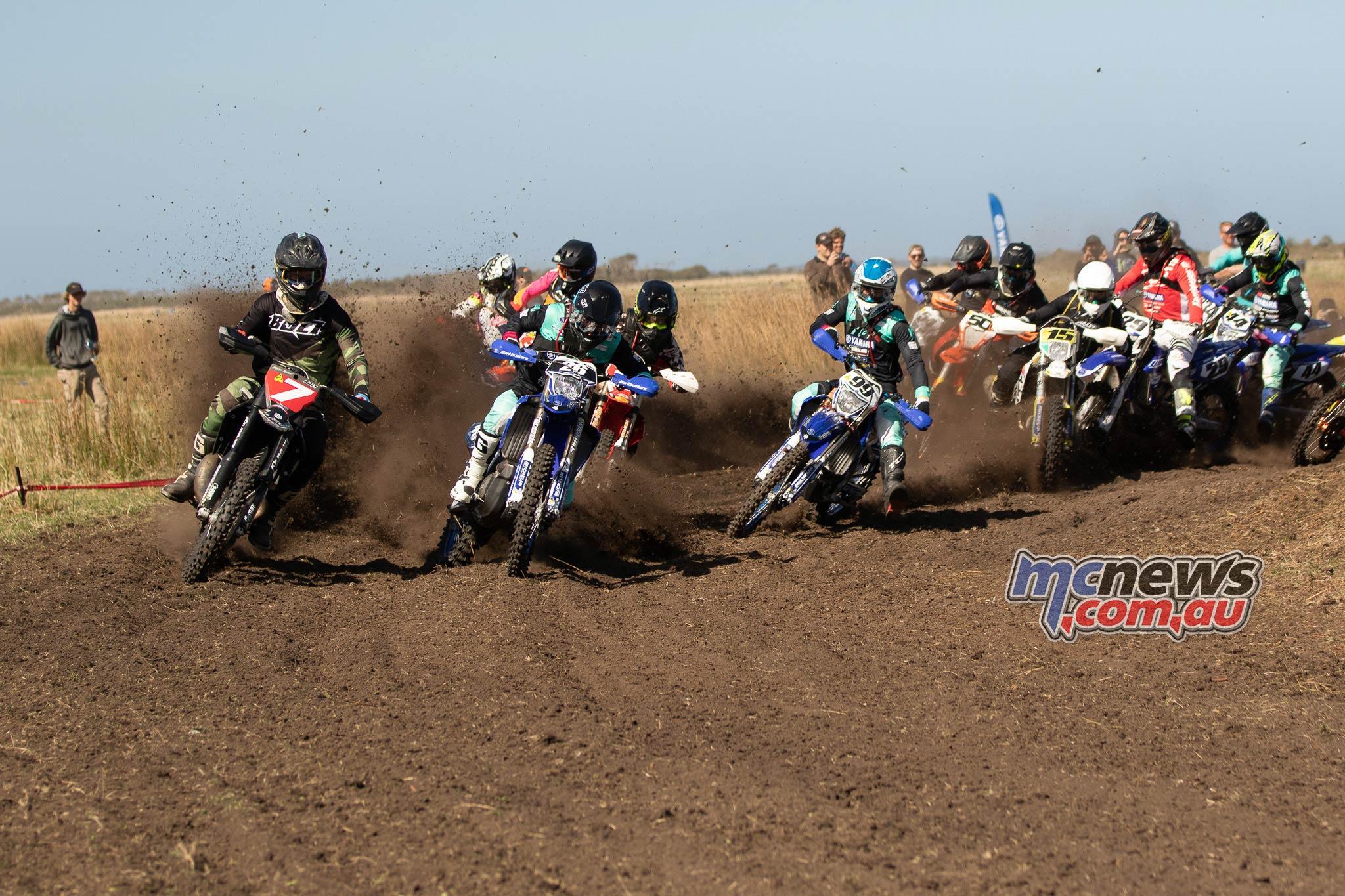 AORC Hedley Pro Race Start