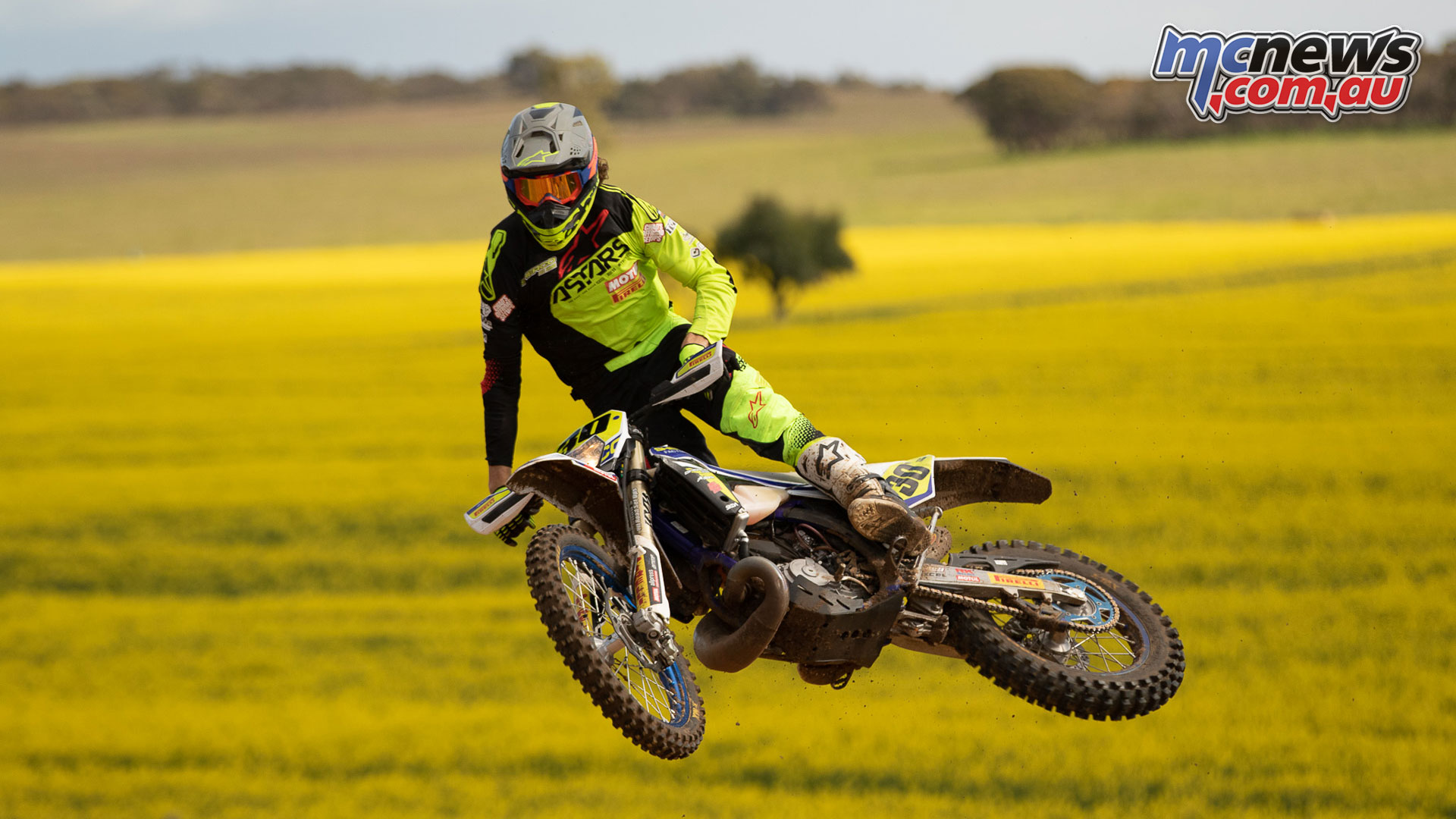 AORC Rnd Coonalpyn Nathan Trigg