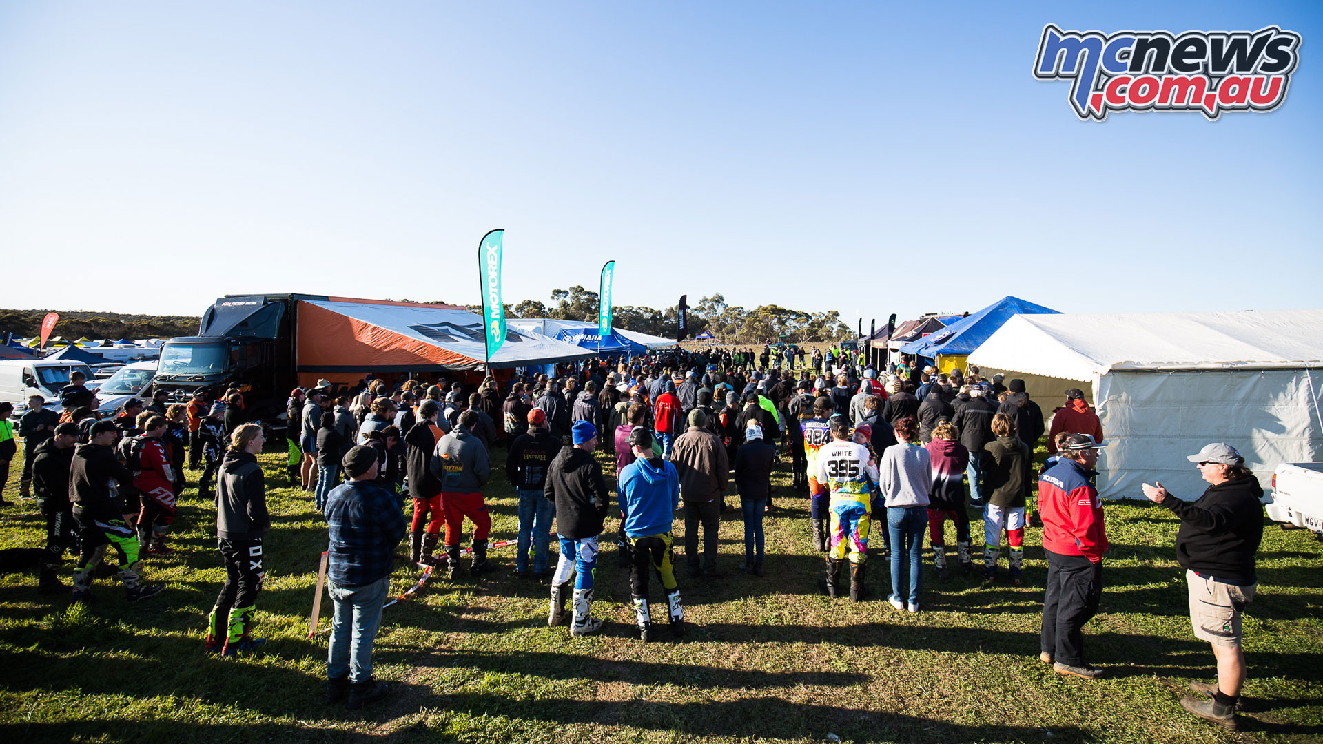 AORC Rnd Coonalpyn Saturday crowd