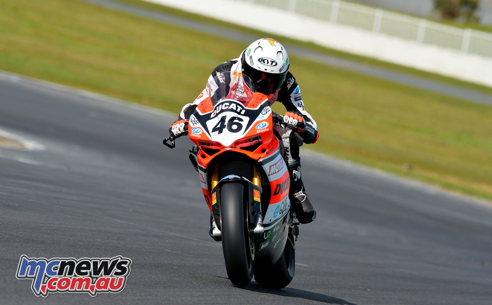 ASBK Rnd Winton Preview Mike Jones