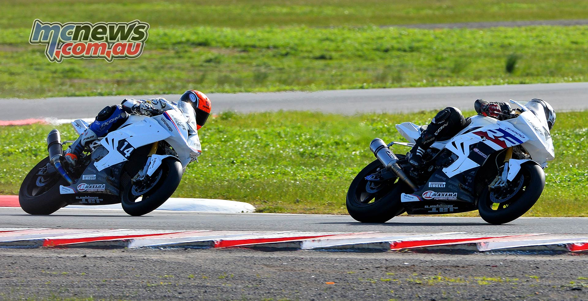 ASBK Winton Test Allerton Morris