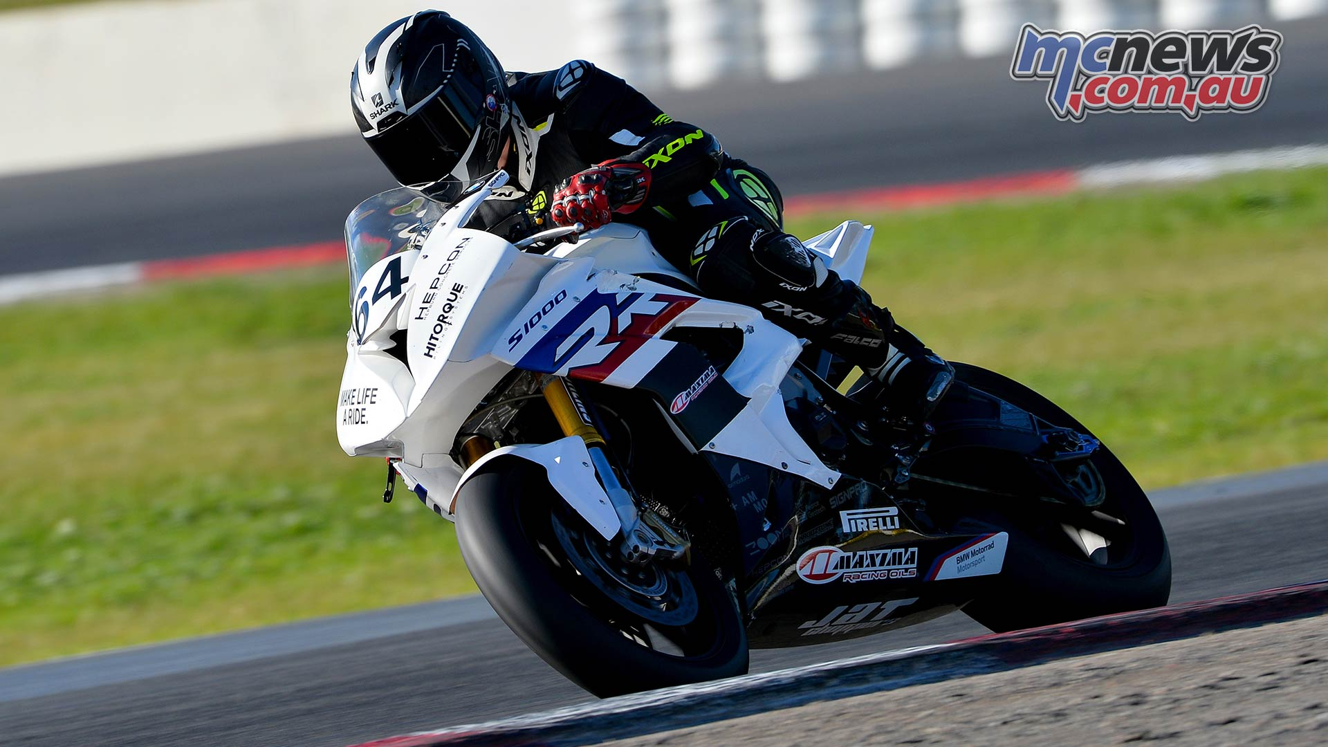 ASBK Winton Test Morris
