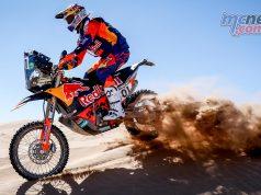 Atacama Rally Stage Toby Price