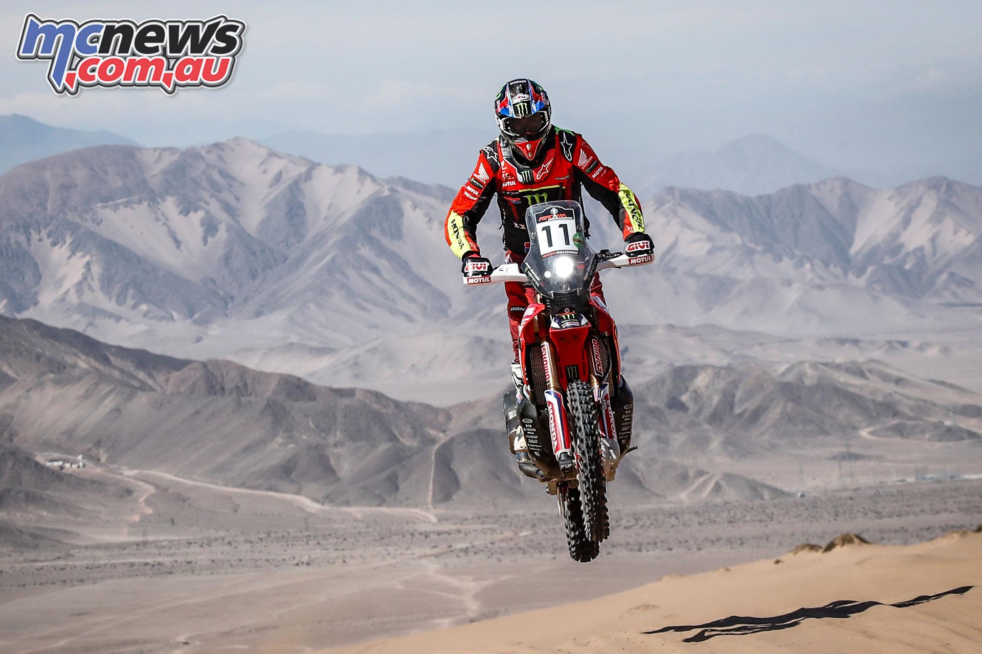 Atacama Rally Stage Barreda rallyzone