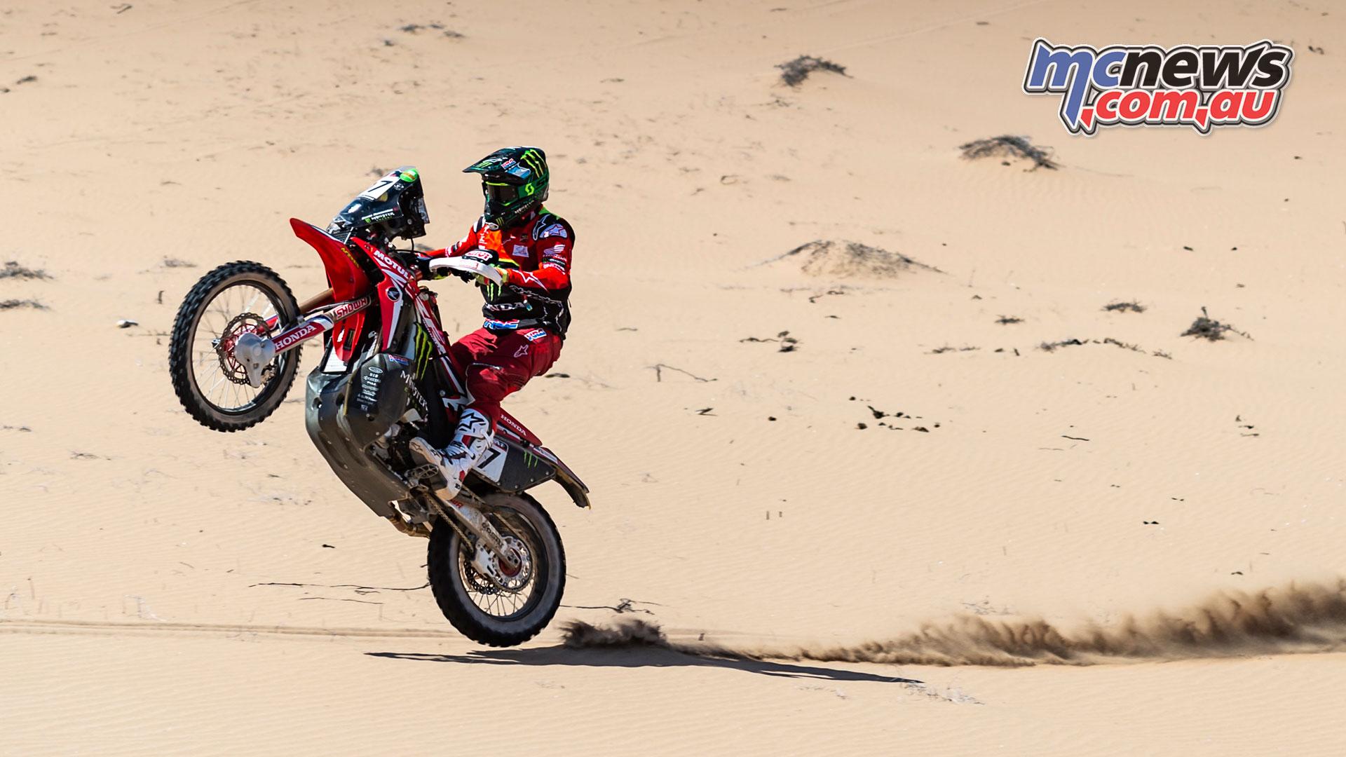 Atacama Rally Stage Benavides rallyzone