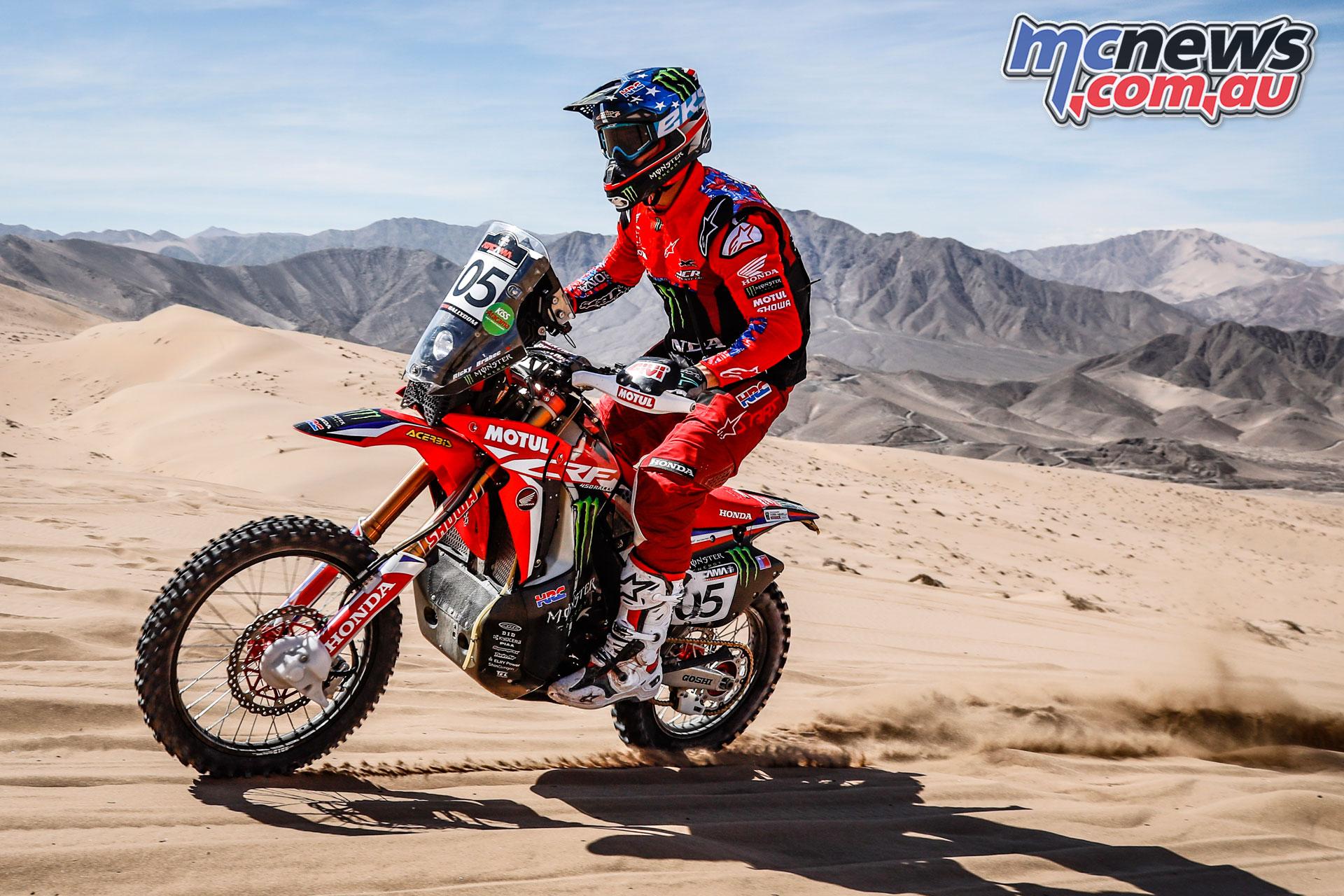 Atacama Rally Stage Brabec rallyzone