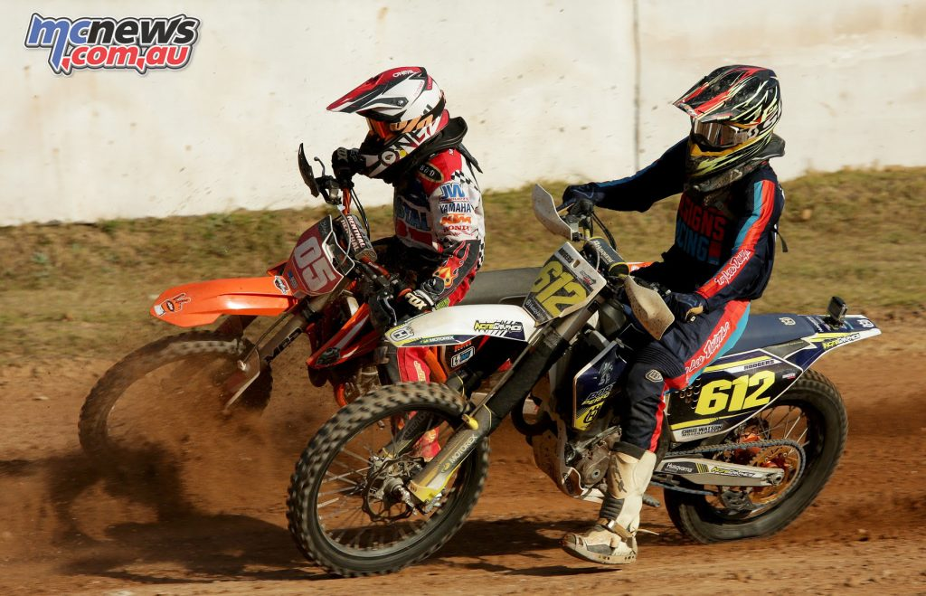 Australian Junior Dirt Track Championship Somersby