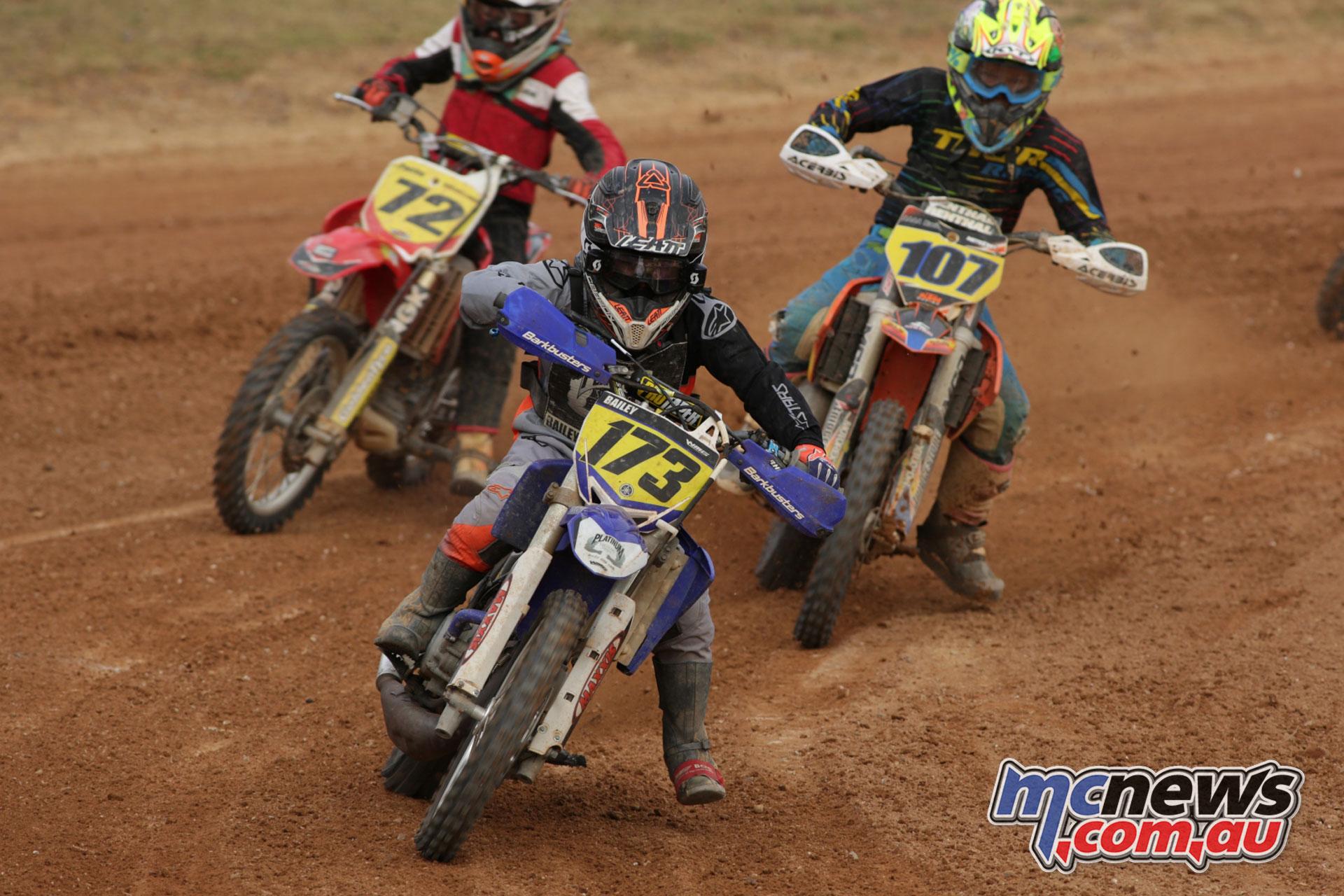 Australian Junior Dirt Track Championships Somersby Bailey ImgDaveLamont