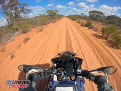 BMW GS Safari Enduro Day Onboard