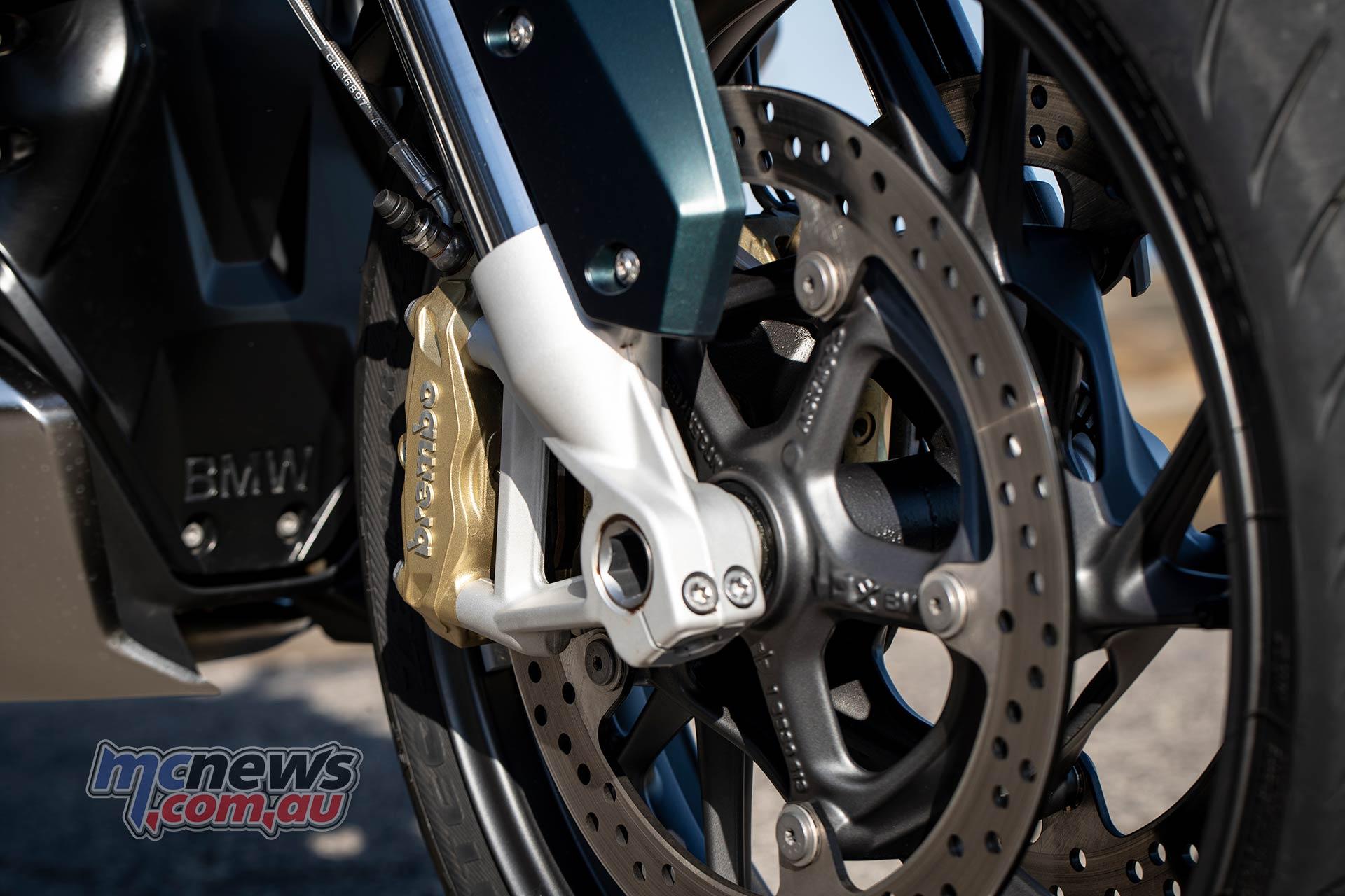 BMW RR Brakes