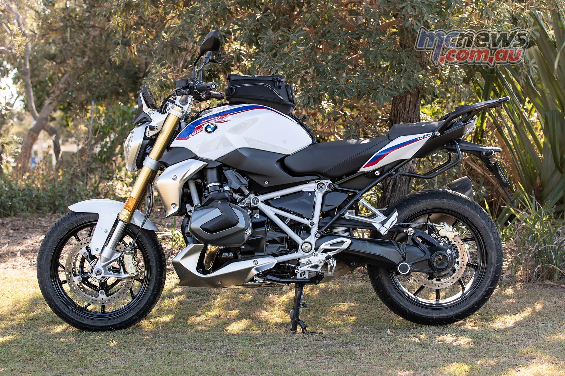 BMW RR LHS