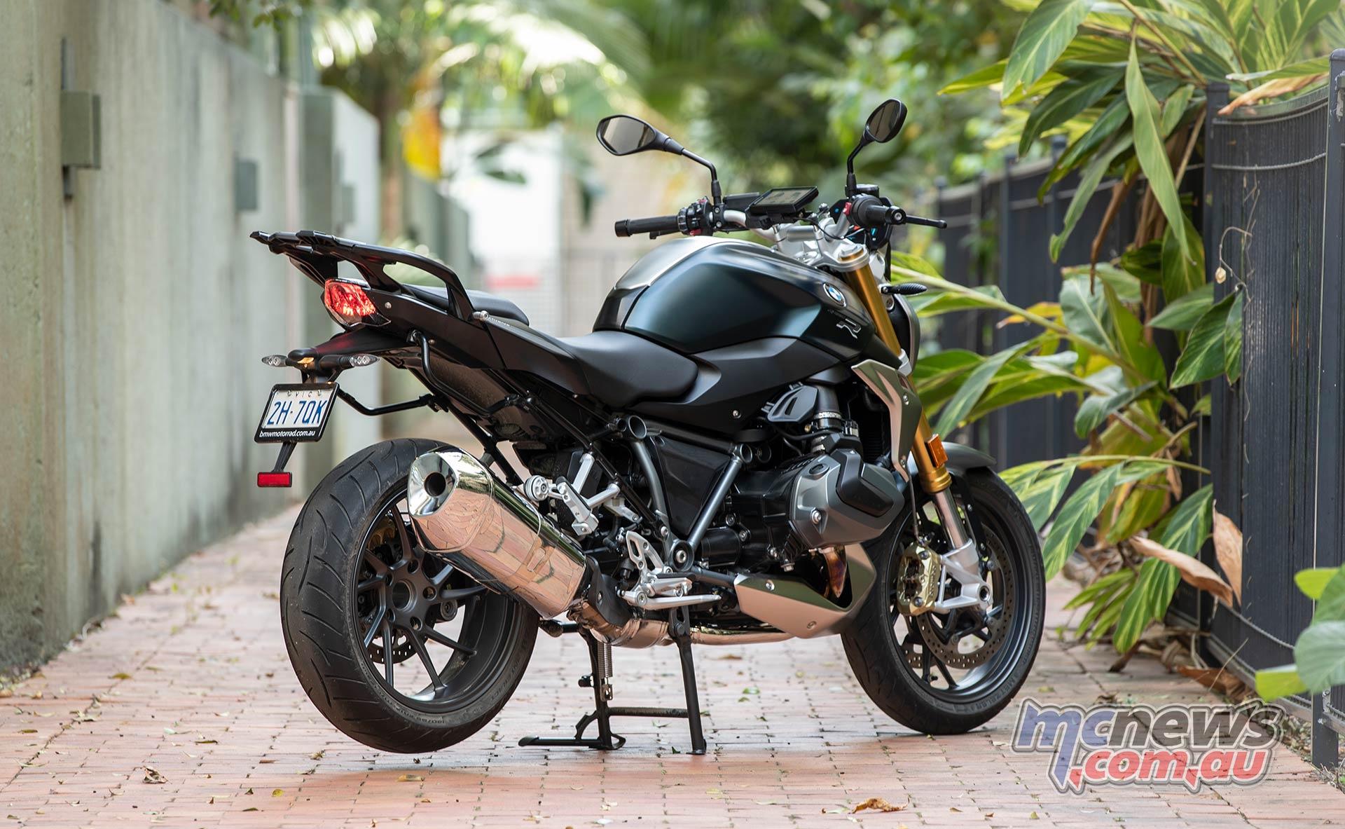 BMW RR RHR