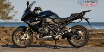 BMW RRS LHS