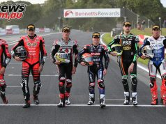 BSB Oulton Park R Showdown six AUYA