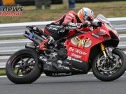 BSB Rnd Oulton Park Friday Brookes