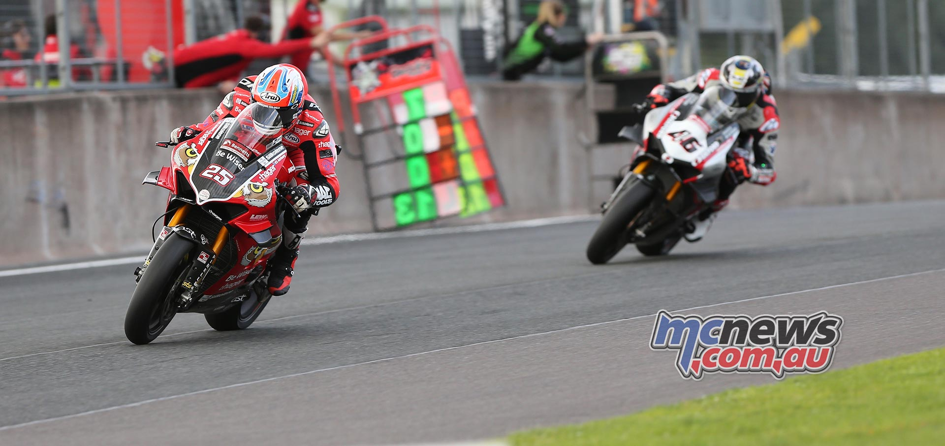BSB Rnd OultonPark Saturday SBK R Brookes Bridewell