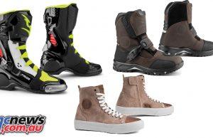 Falco Boots Range