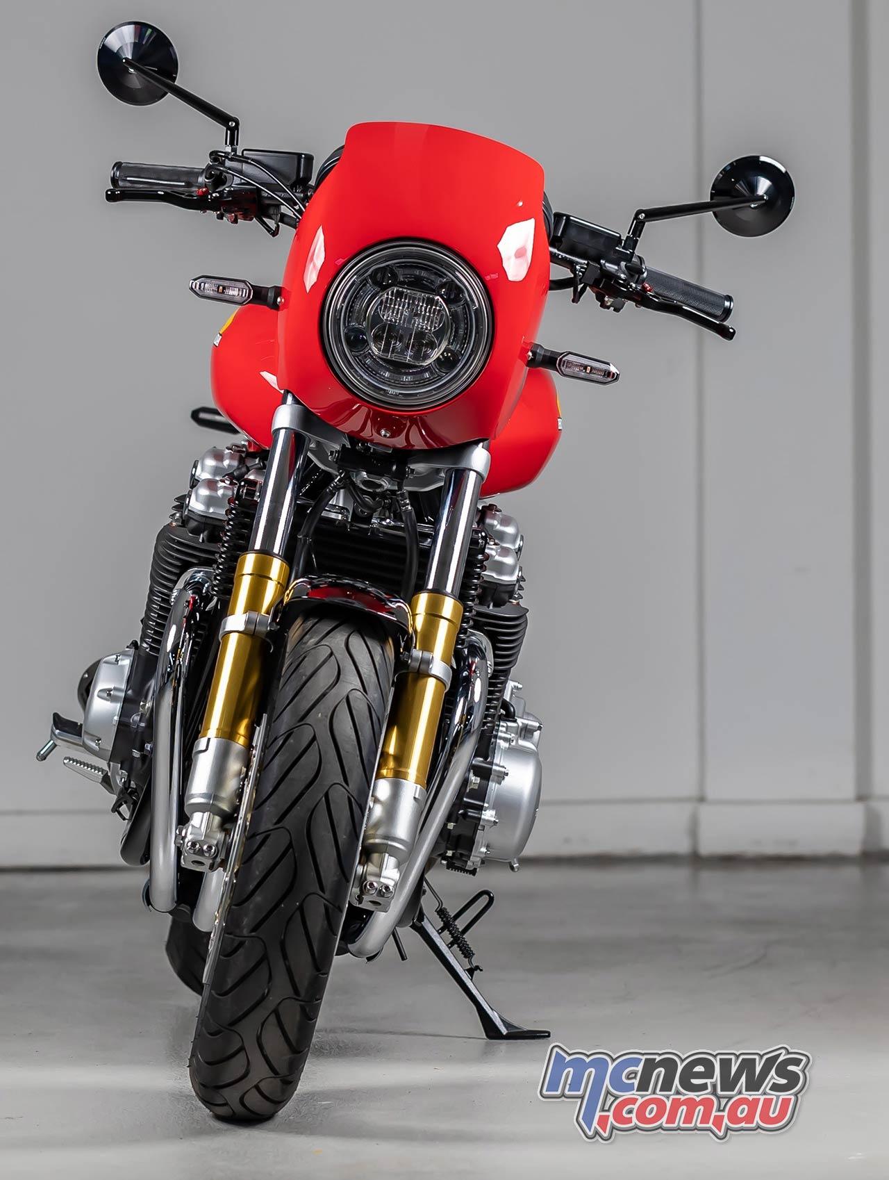 Honda CB RS four