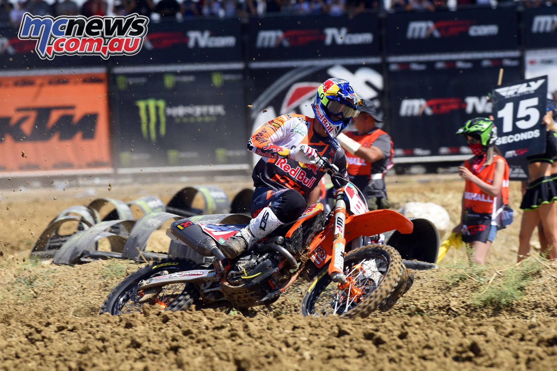 MXGP Rnd Turkey MX Prado action