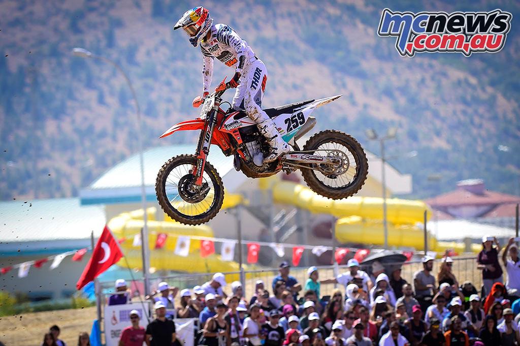 MXGP Rnd Turkey Glenn Coldenhoff