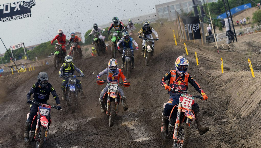 MXGP Rnd China Shanghai MX Prado start qual