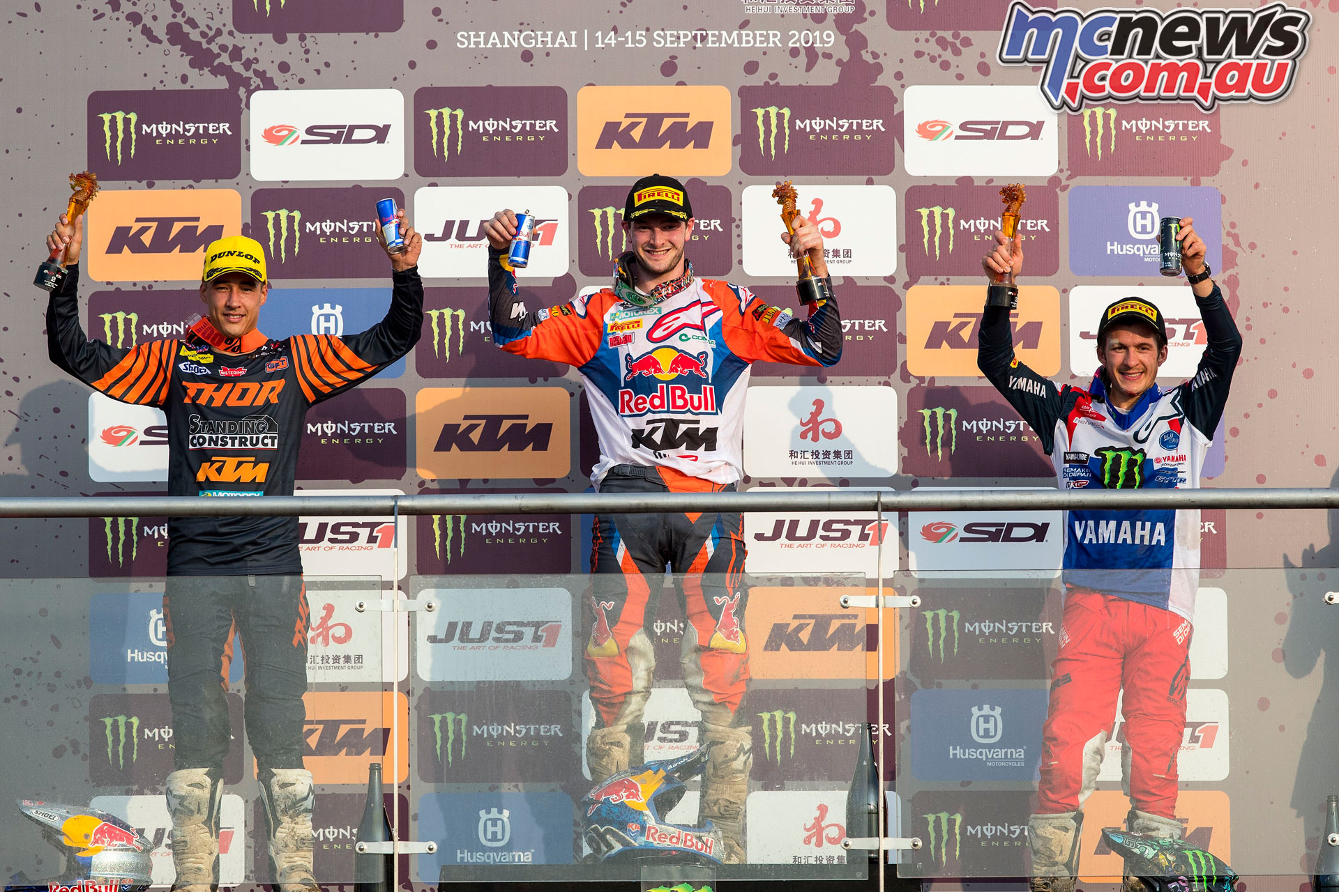 MXGP Rnd China Shanghai Jeffrey Herlings