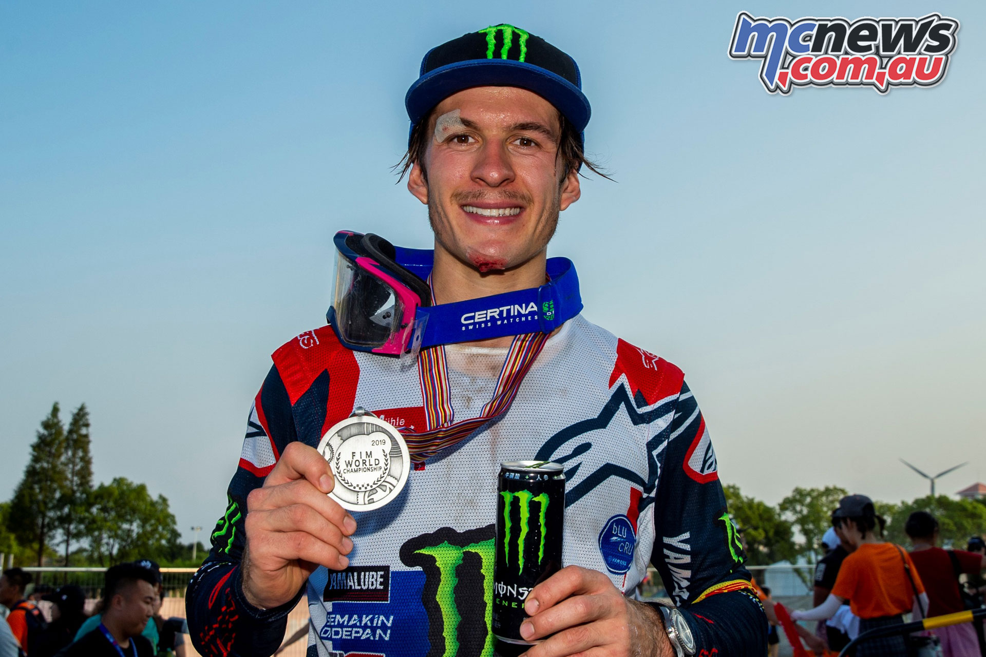 MXGP Rnd China Shanghai Jeremy Seewer