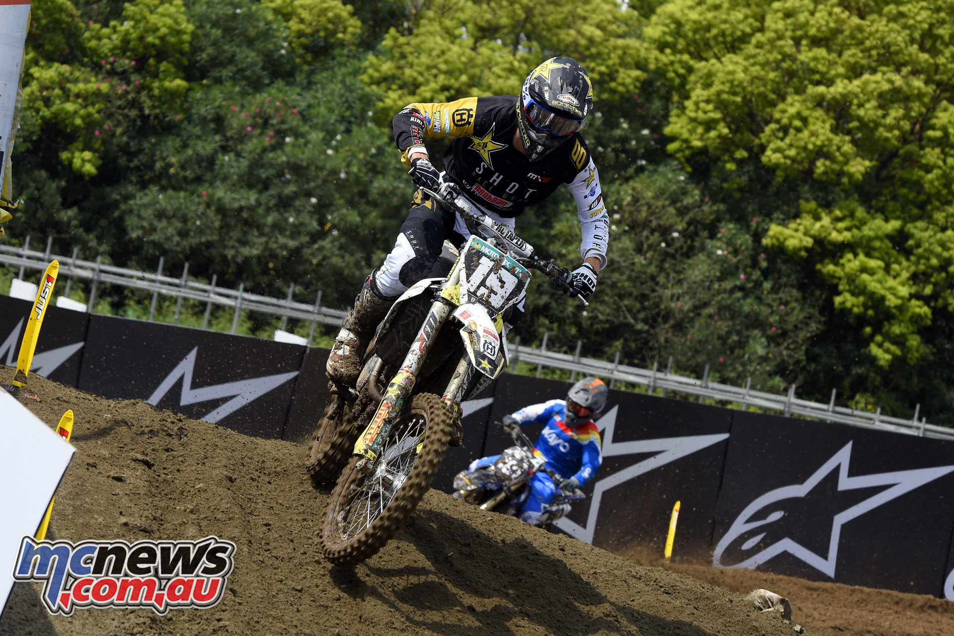 MXGP Rnd China Shanghai Olsen action