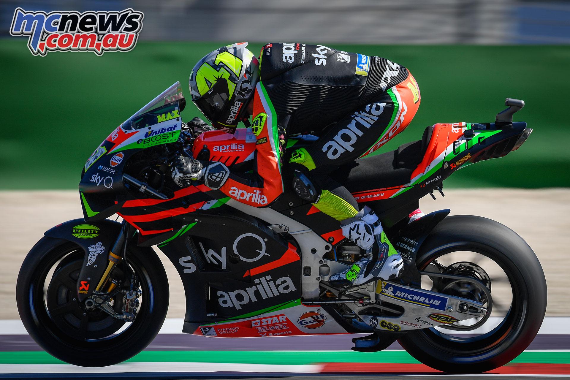 MotoGP Rnd Misano Fri A Espargaro