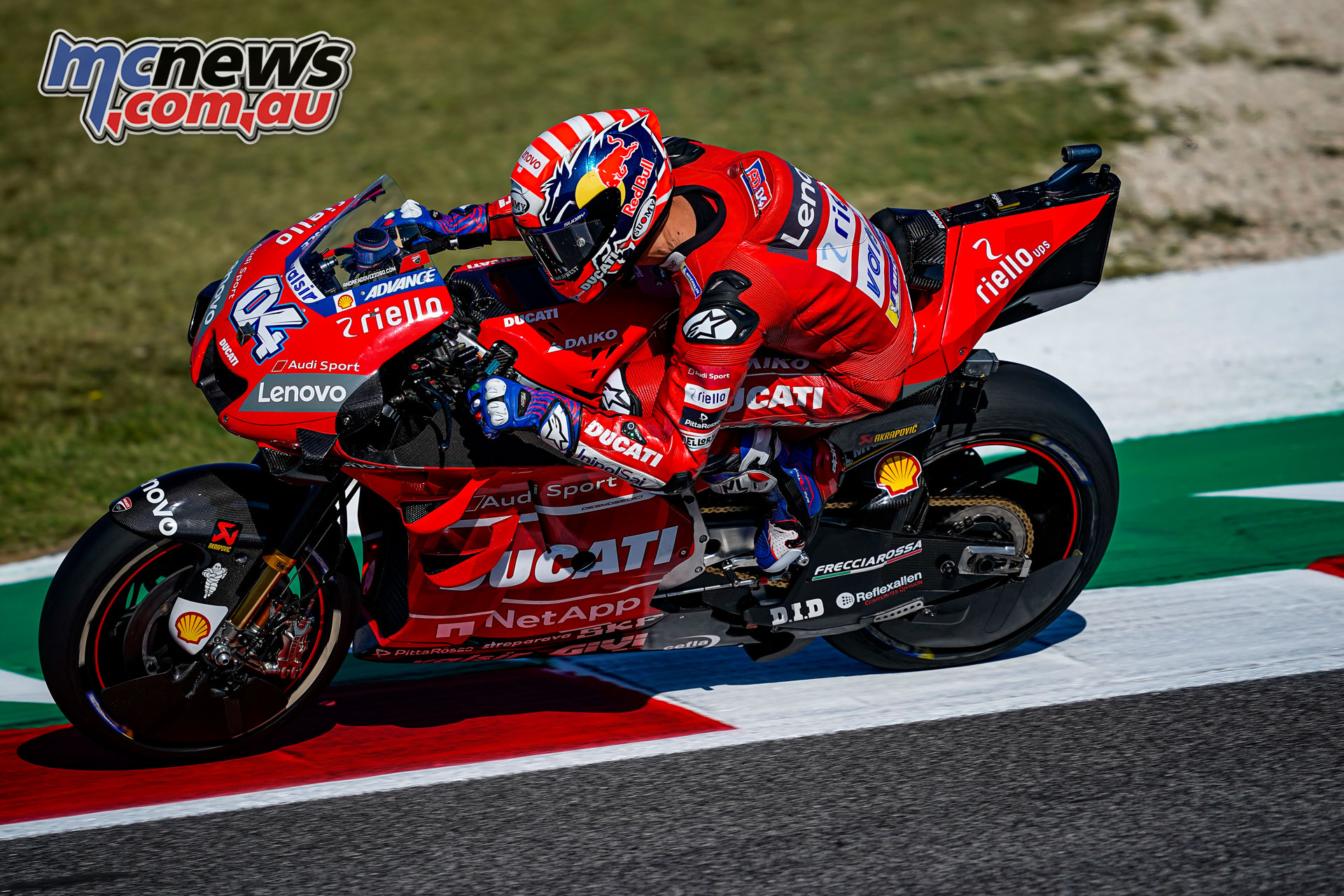 MotoGP Rnd Misano Fri Andrea Dovizioso