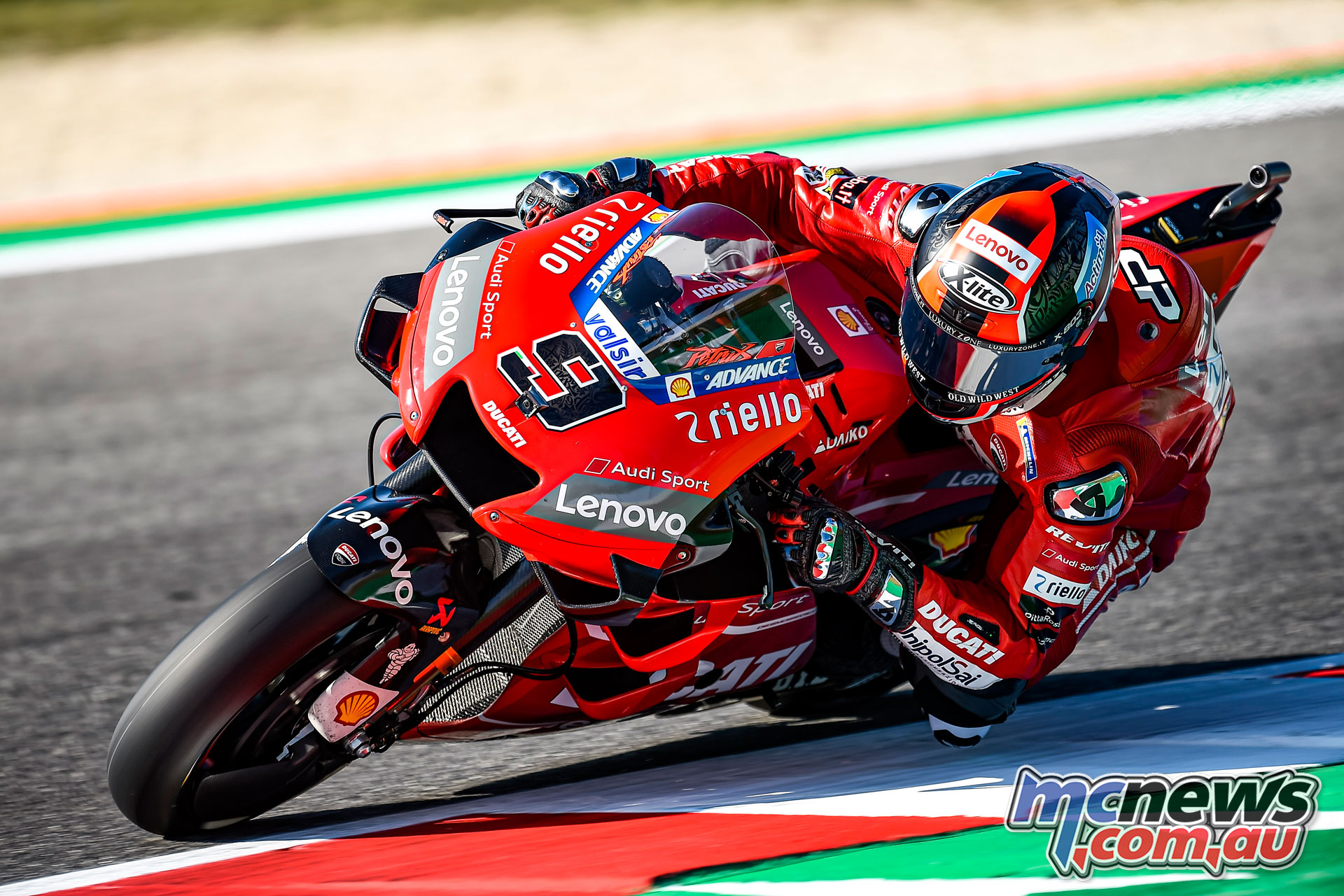 MotoGP Rnd Misano Fri Danilo Petrucci