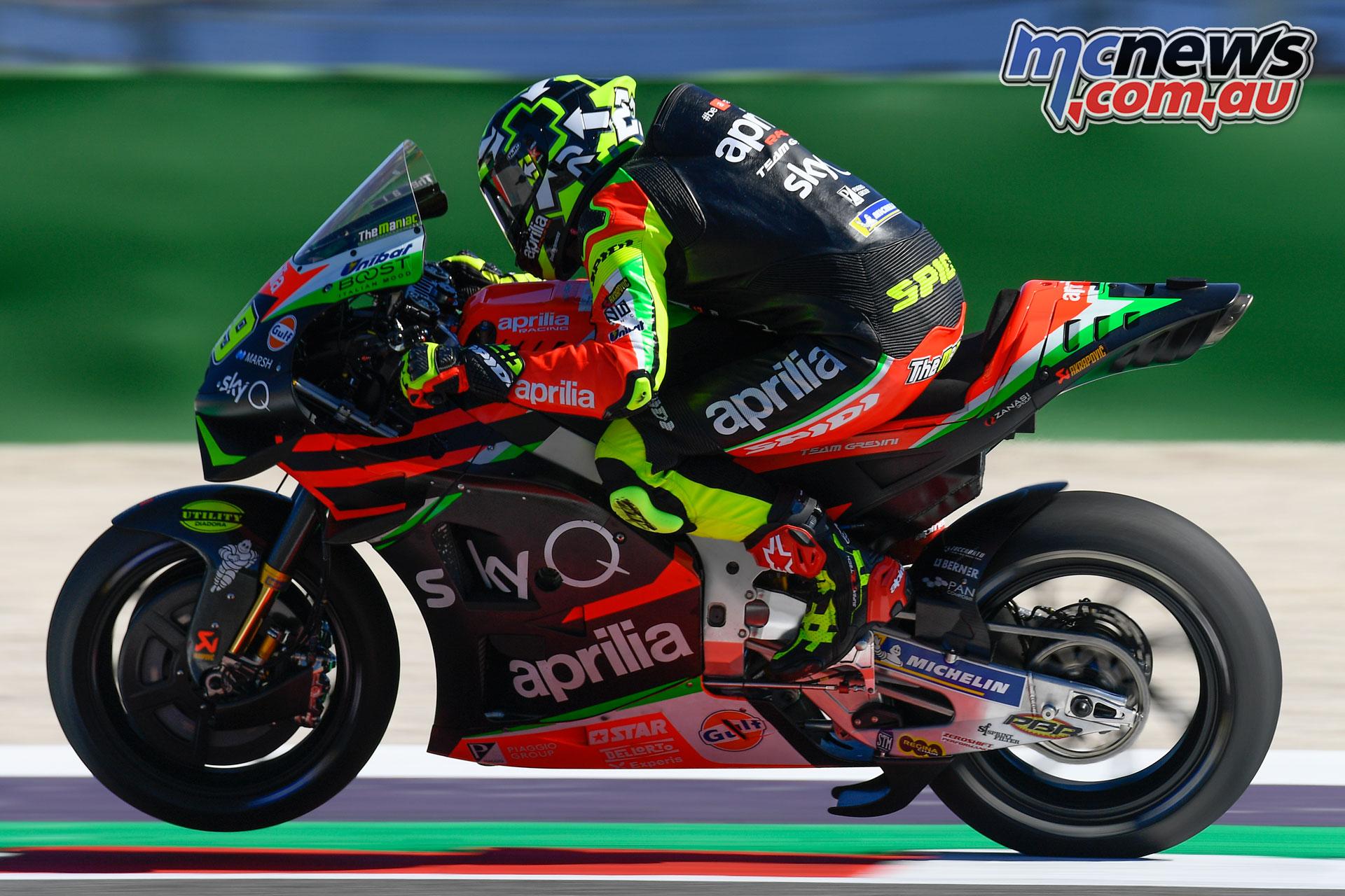 MotoGP Rnd Misano Fri Iannone