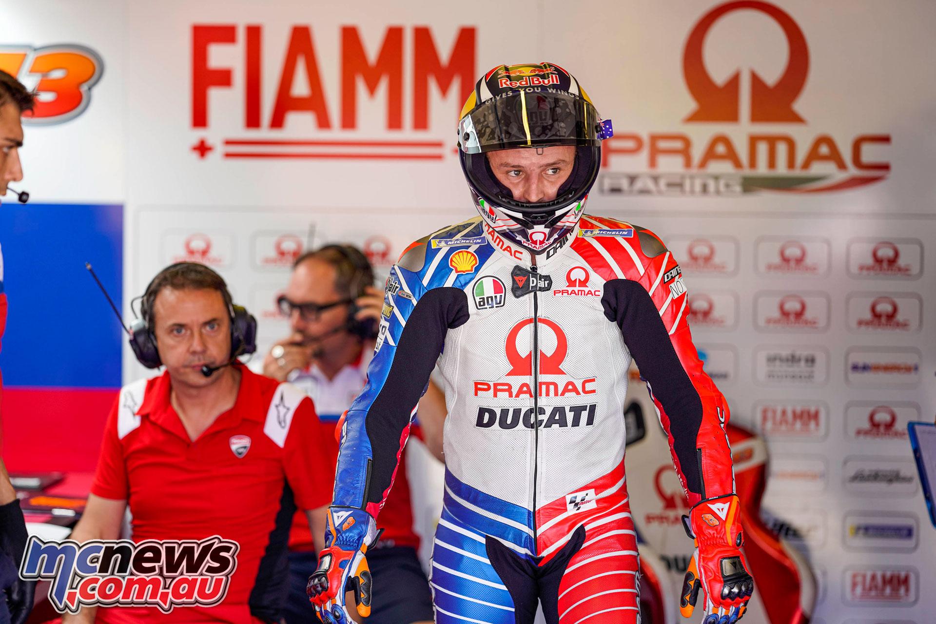 MotoGP Rnd Misano Fri Jack Miller