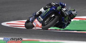 MotoGP Rnd Misano Fri Maverick Vinales