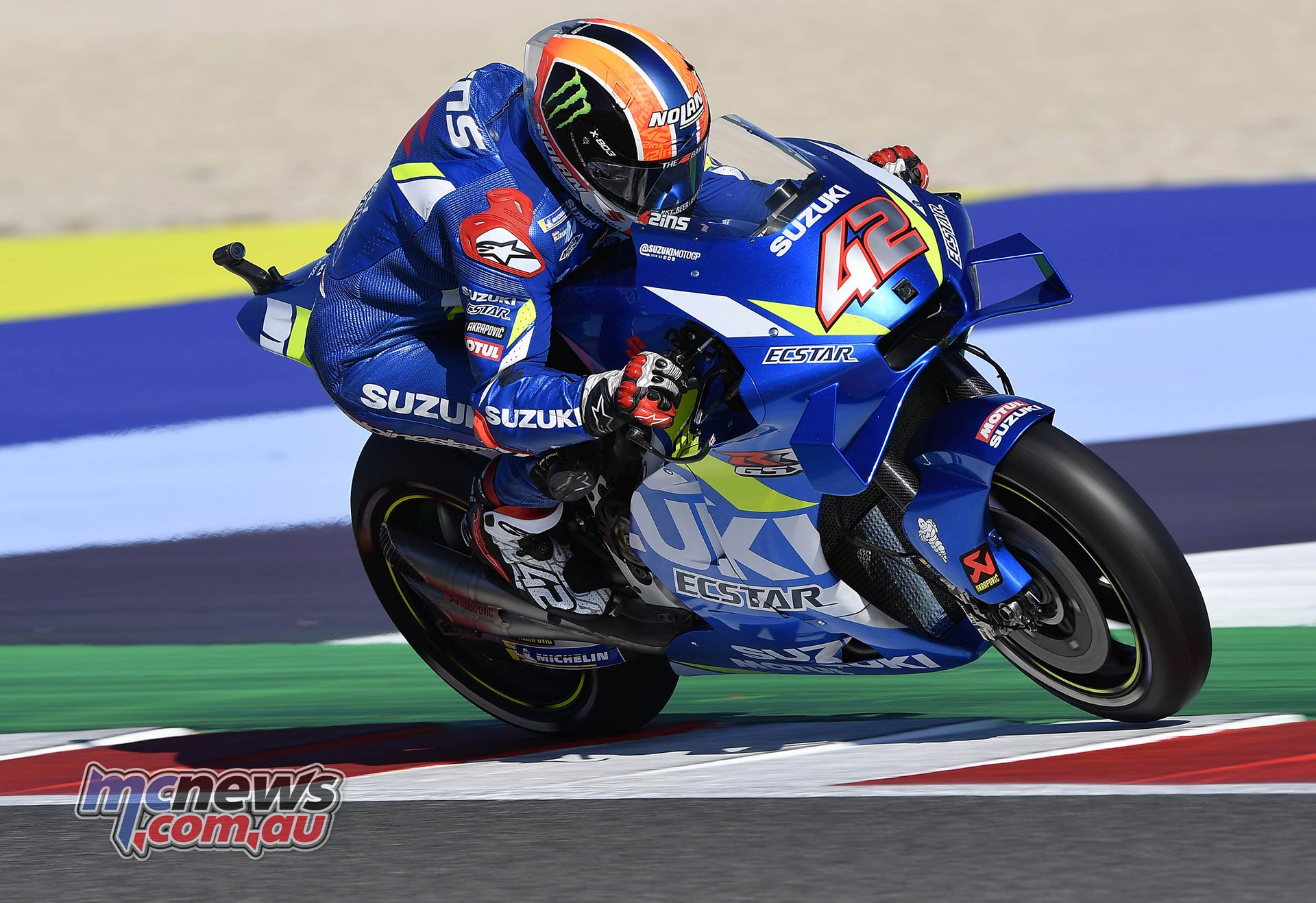 MotoGP Rnd Misano QP Alex Rins
