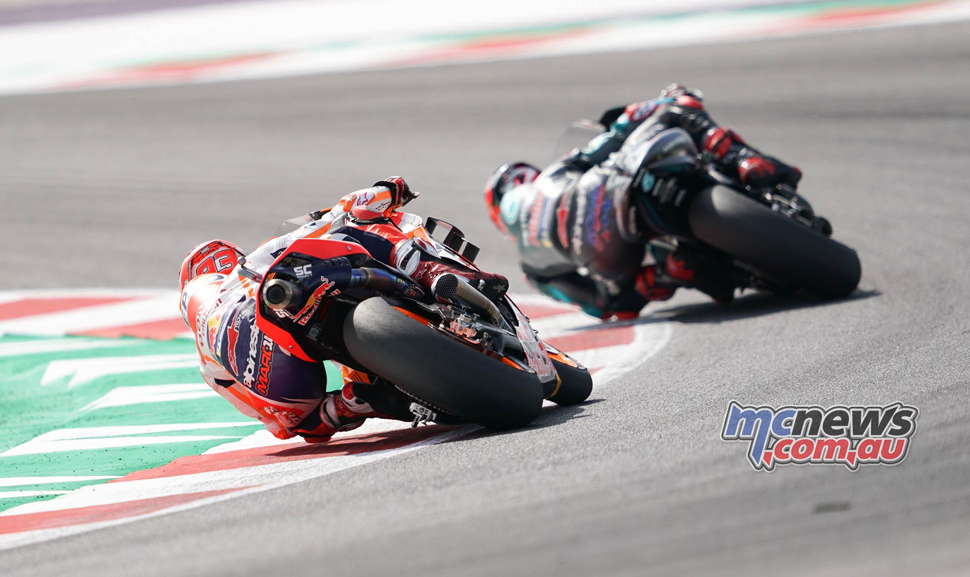 MotoGP Rnd Misano Quartararo Marquez