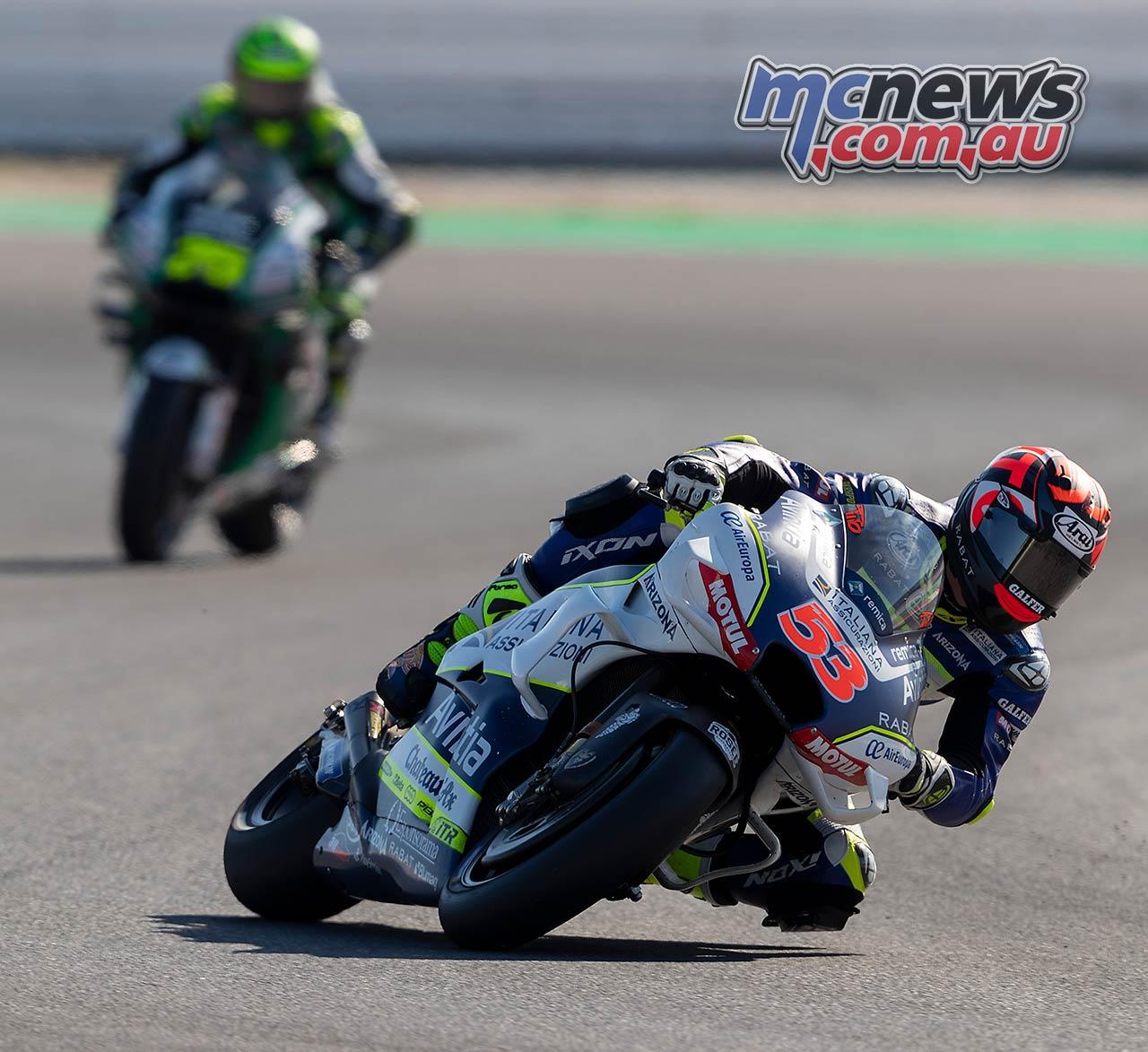 MotoGP Rnd Misano Tito Rabat