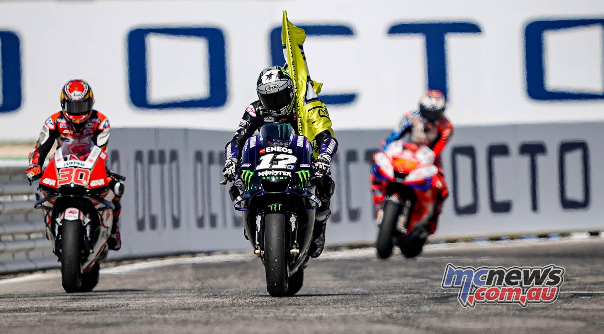 MotoGP Rnd Misano Vinales P