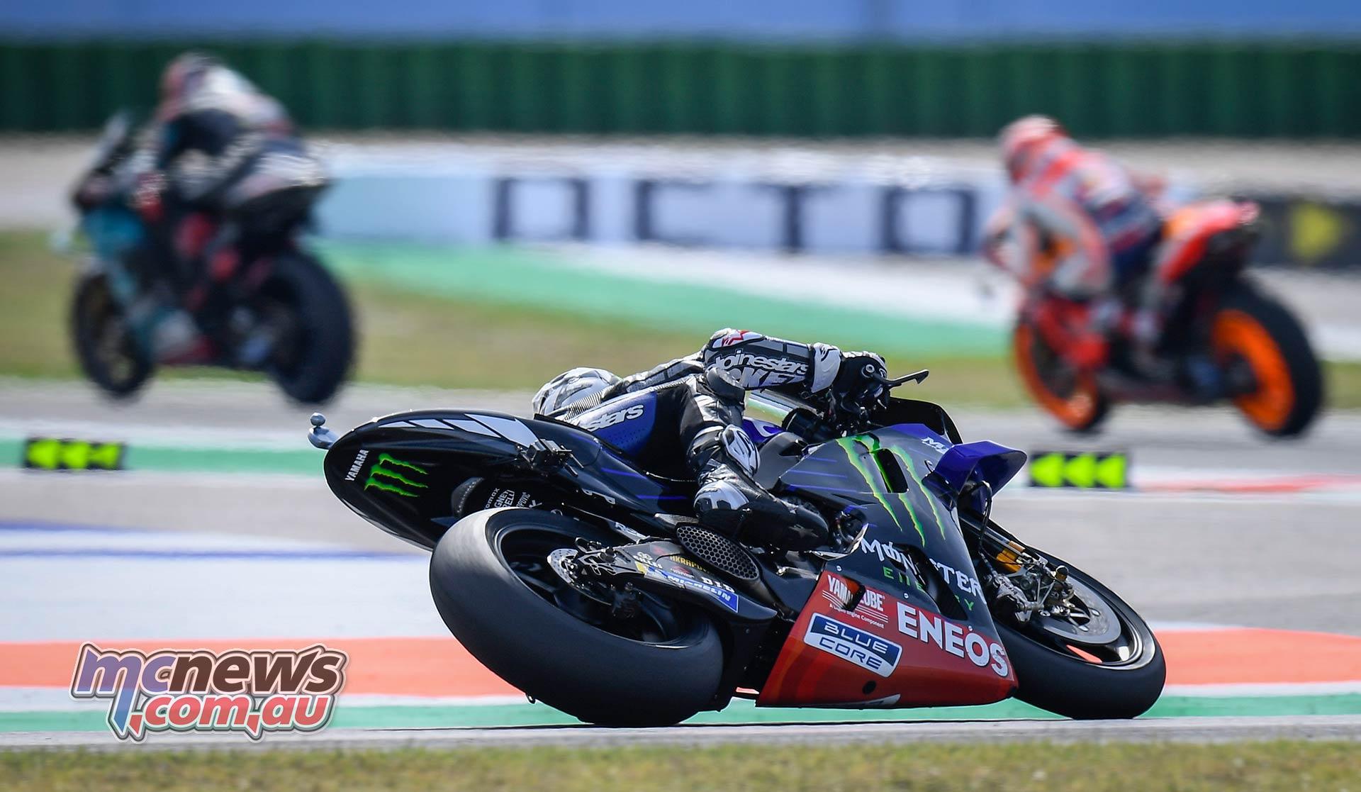 MotoGP Rnd Misano Vinales