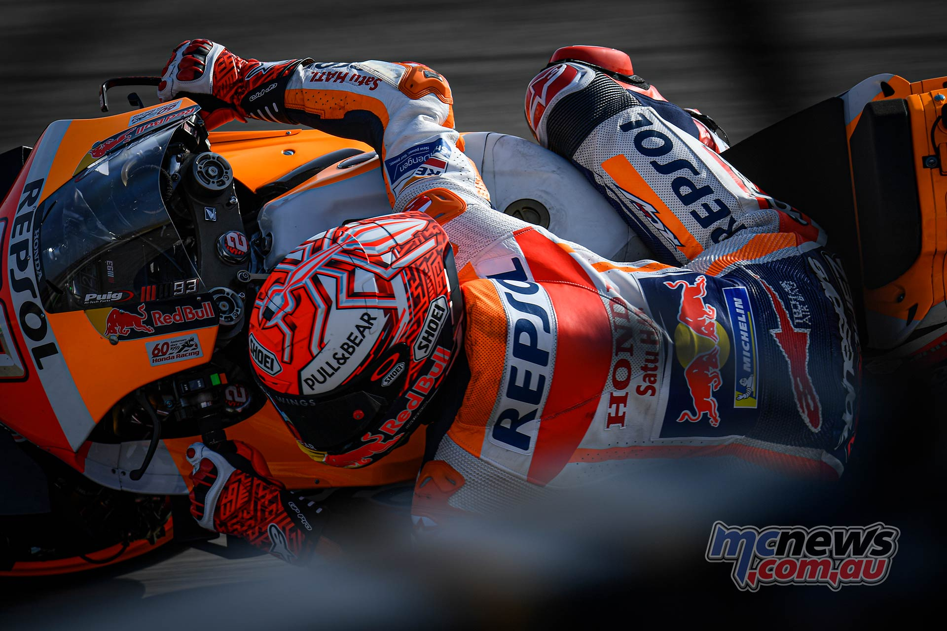 MotoGP Rnd Aragon Fri Marquez