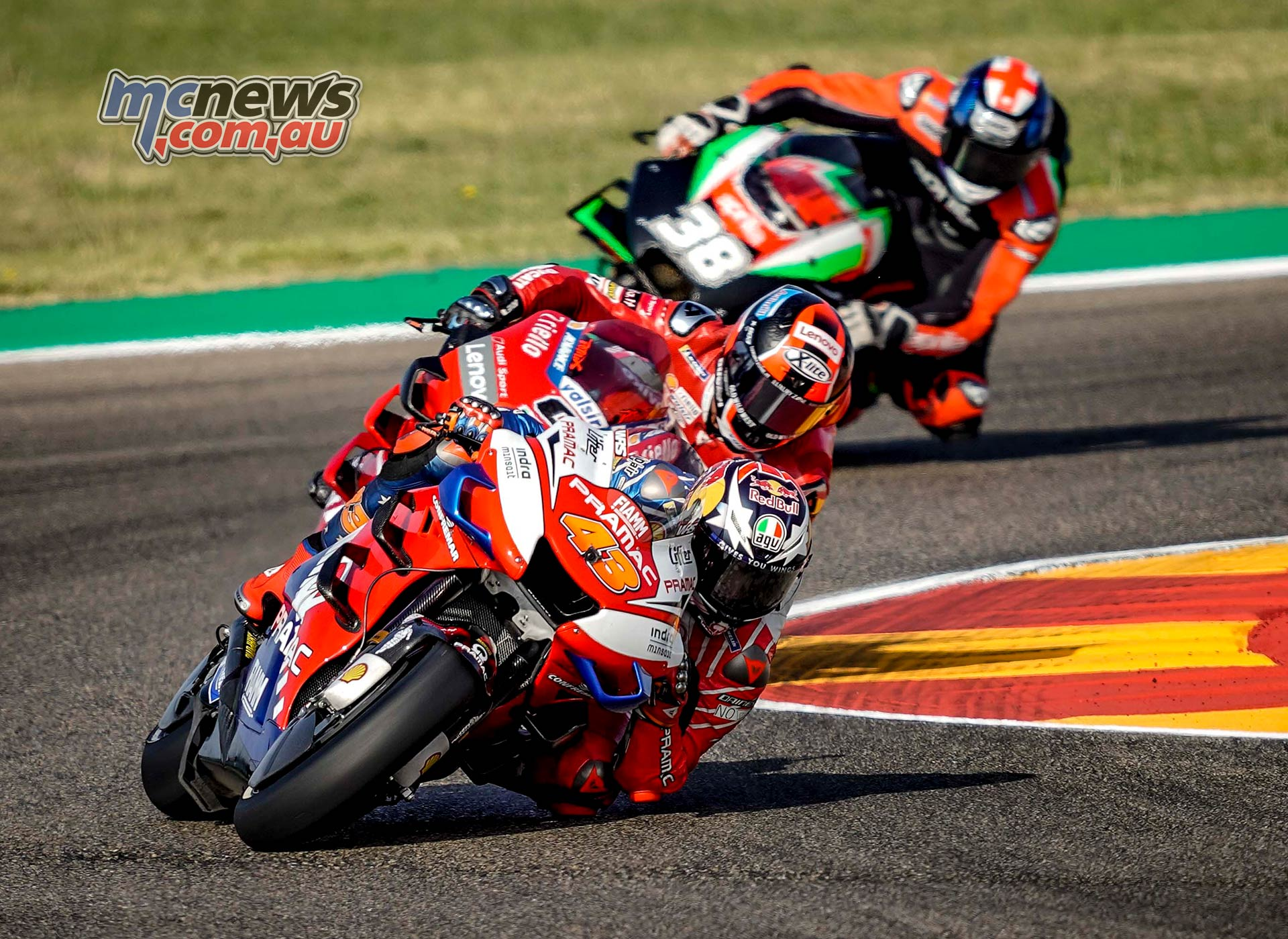 MotoGP Rnd Aragon Fri Miller