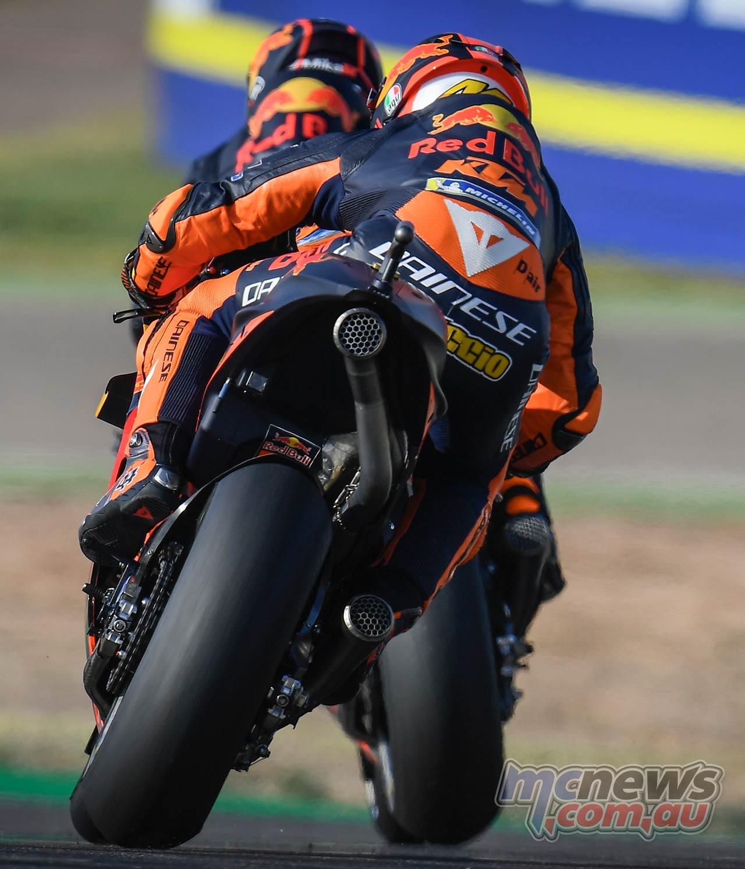 MotoGP Rnd Aragon Fri Pol Espargaro