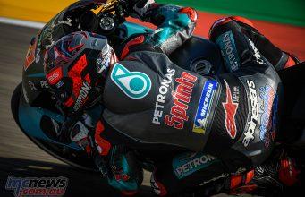 MotoGP Rnd Aragon Fri Quartararo