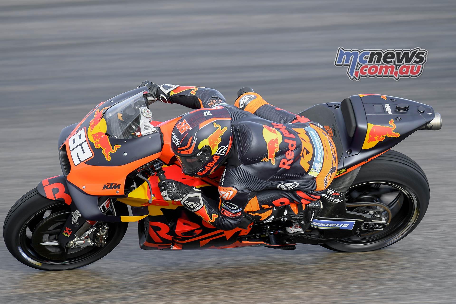 MotoGP Rnd Aragon Kallio