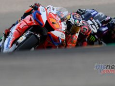 MotoGP Rnd Aragon Miller Vinales