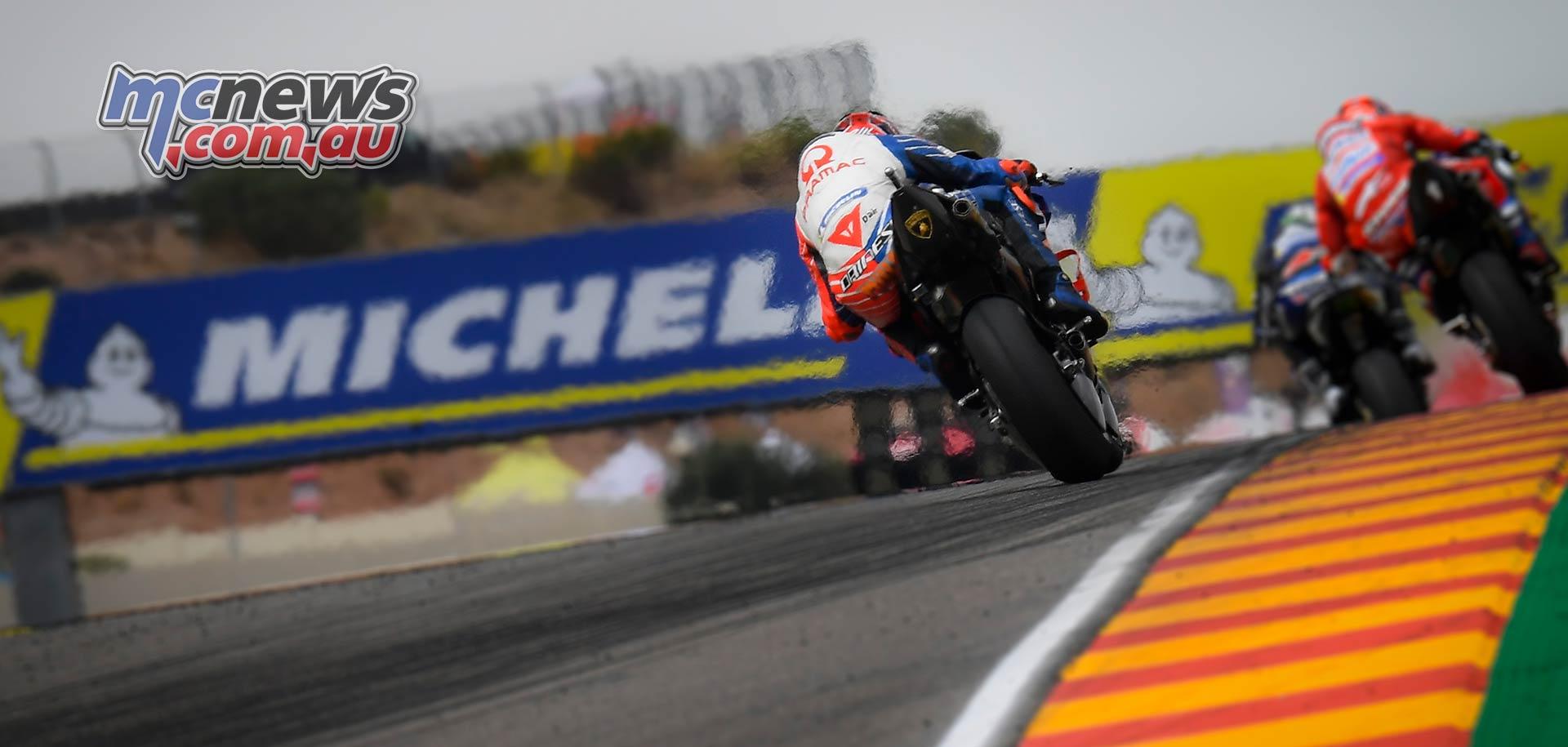MotoGP Rnd Aragon Miller